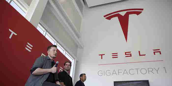 Tesla Shares Down After Gigafactory Expansion Put on Hold