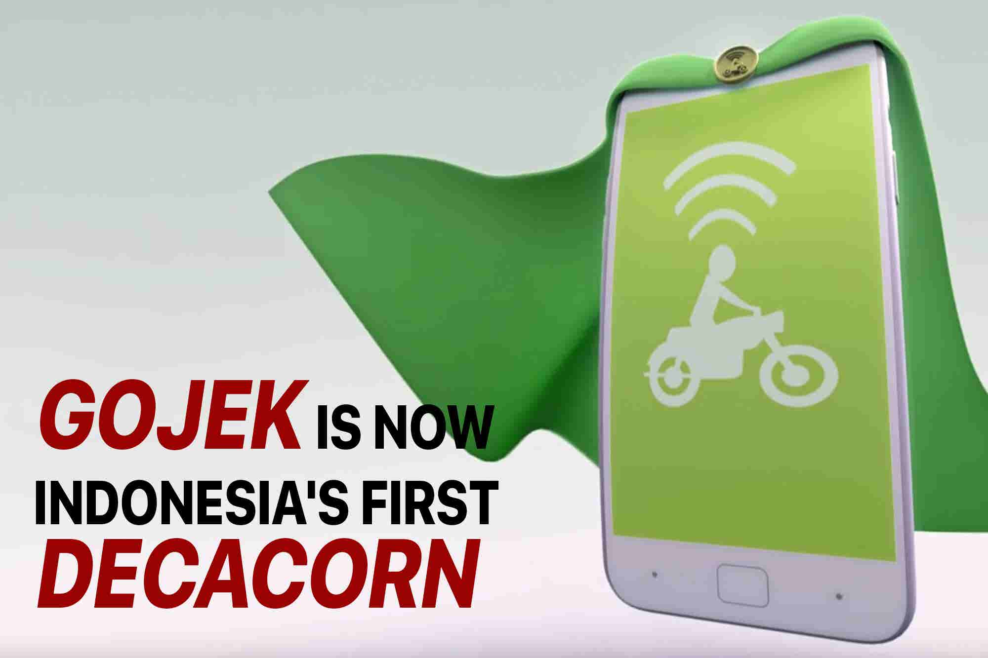 Friday Flashback: GoJek Becomes Indonesia's First Decacorn