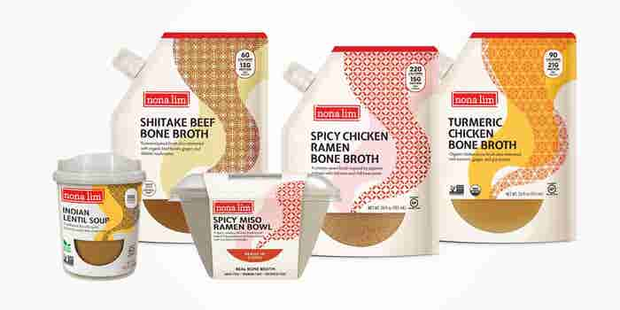 Nona Lim's Convenient Bone Broth Cups Can Now Be Found in Many More Stores