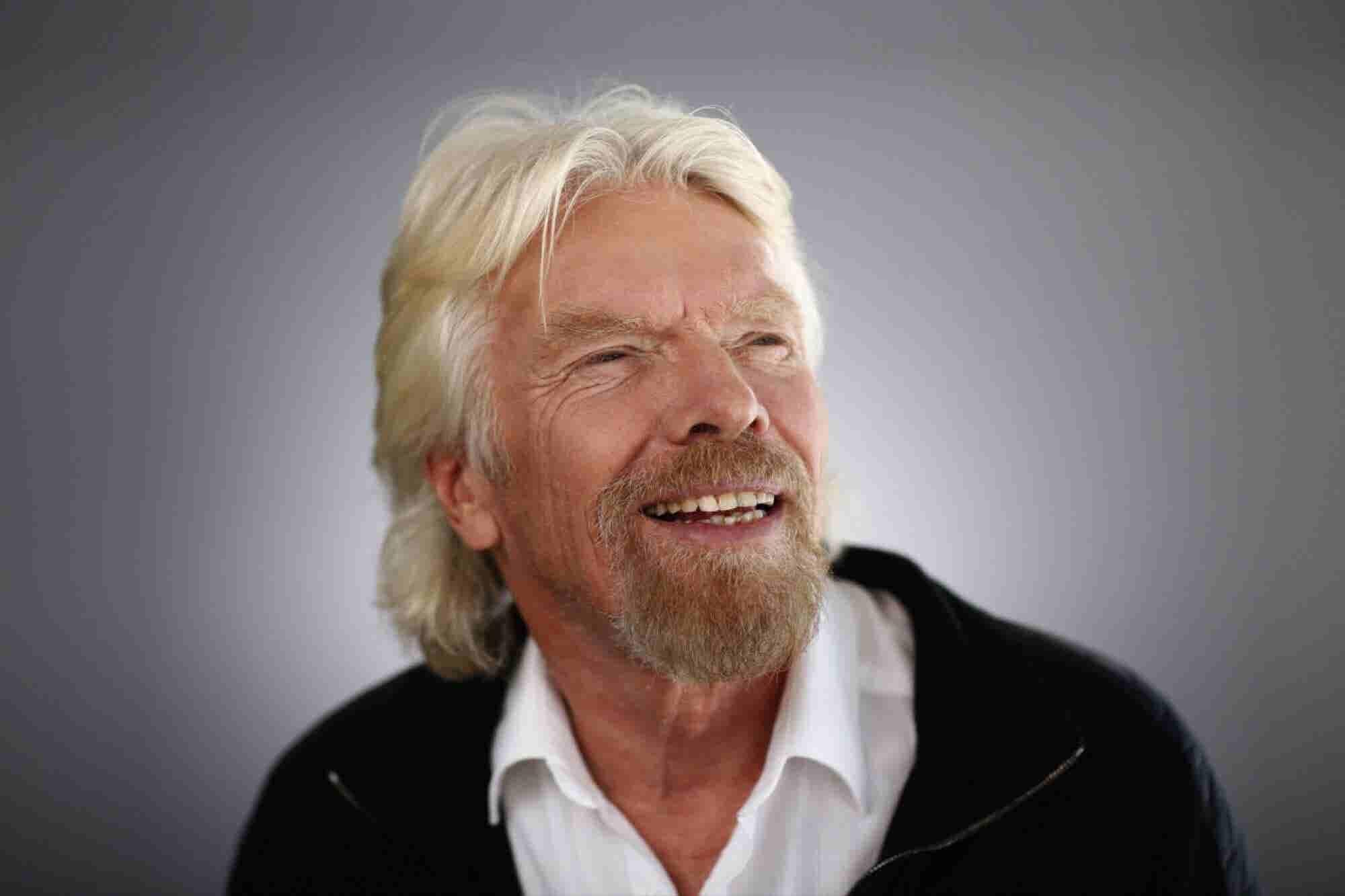 Richard Branson, la frustración y el poder creativo