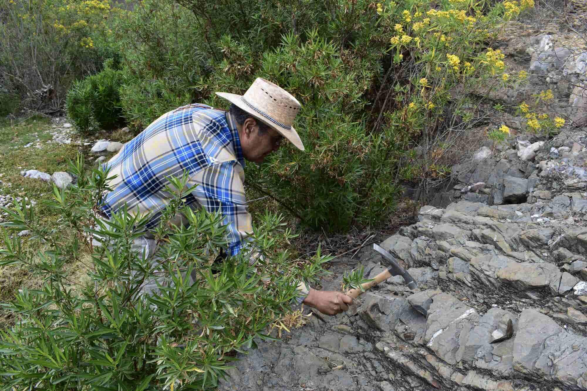Este emprendedor de 62 años quiere quitarle la sed a México con presas subterráneas