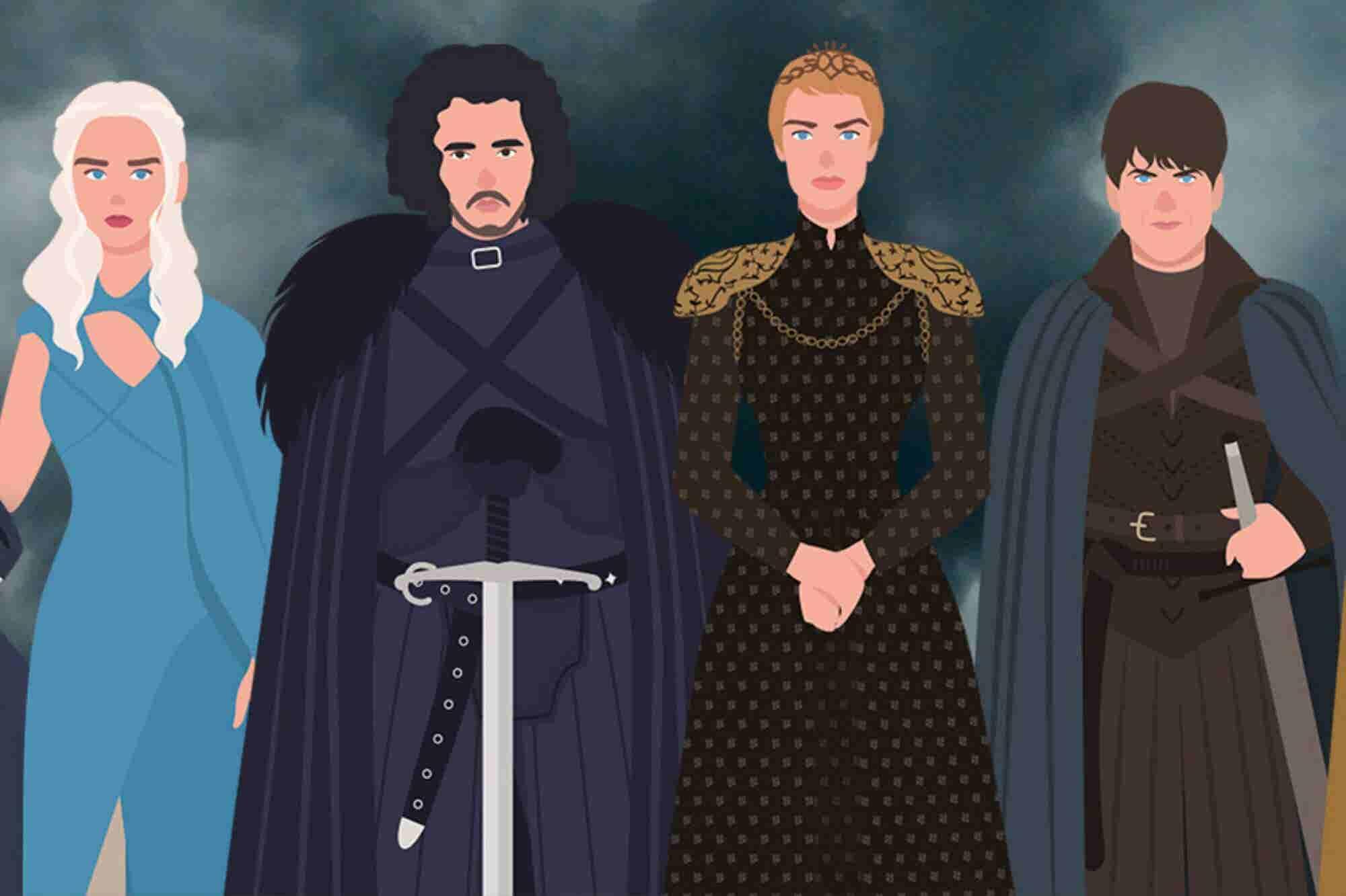 Estos son los peores criminales de guerra en Game Of Thrones: Cruz Roja