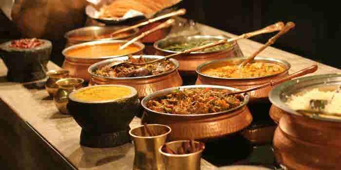 Sensory Indulgence With Indian Cuisine