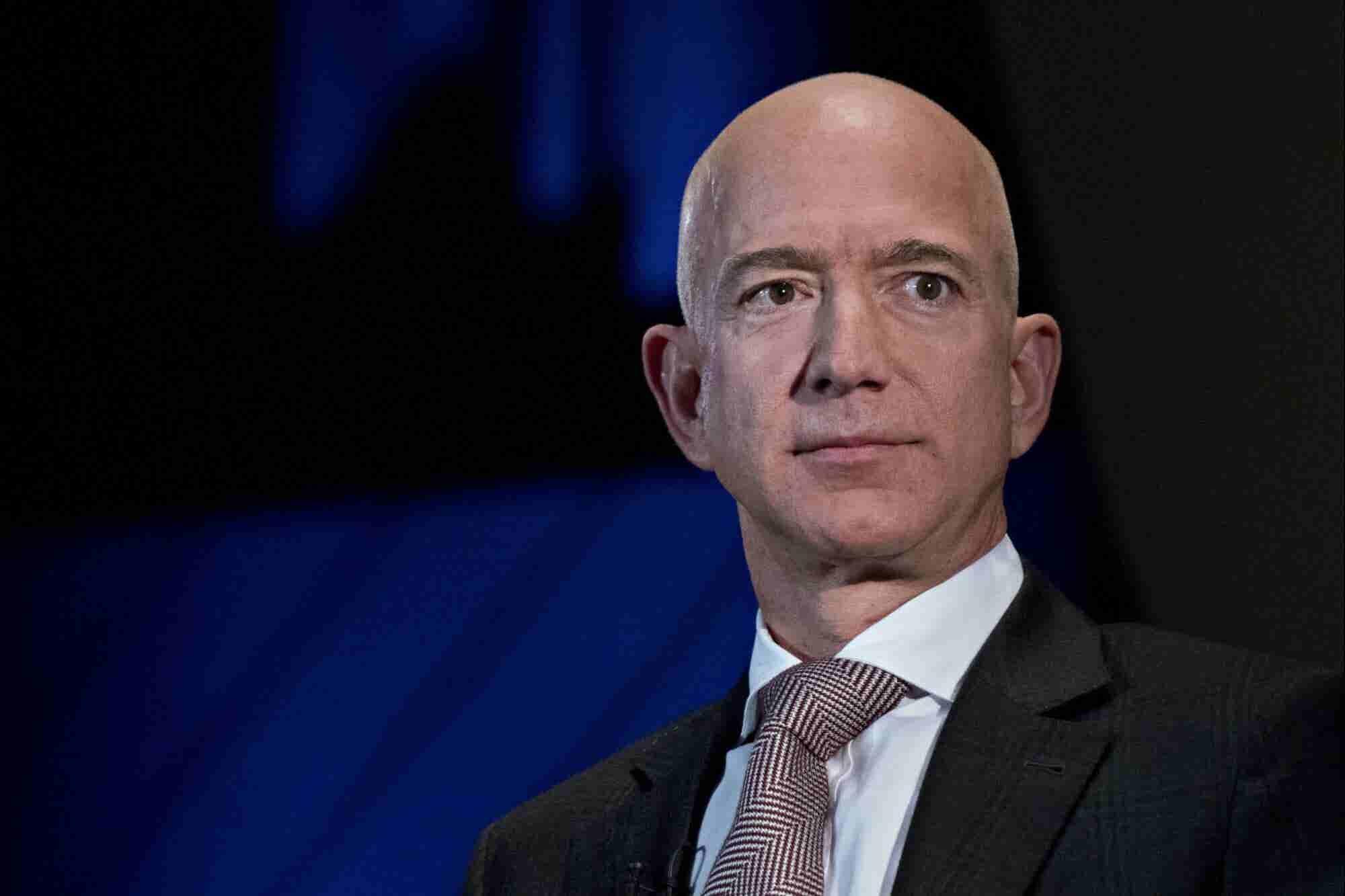 'Seguimos en el Día 1': la poderosa carta que Jeff Bezos escribió a los accionistas de Amazon