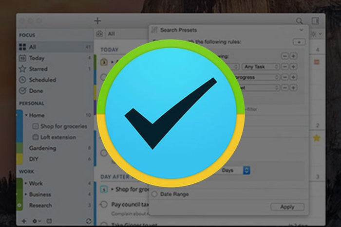 Tackle Your To-Do List With This Award-Winning Mac App
