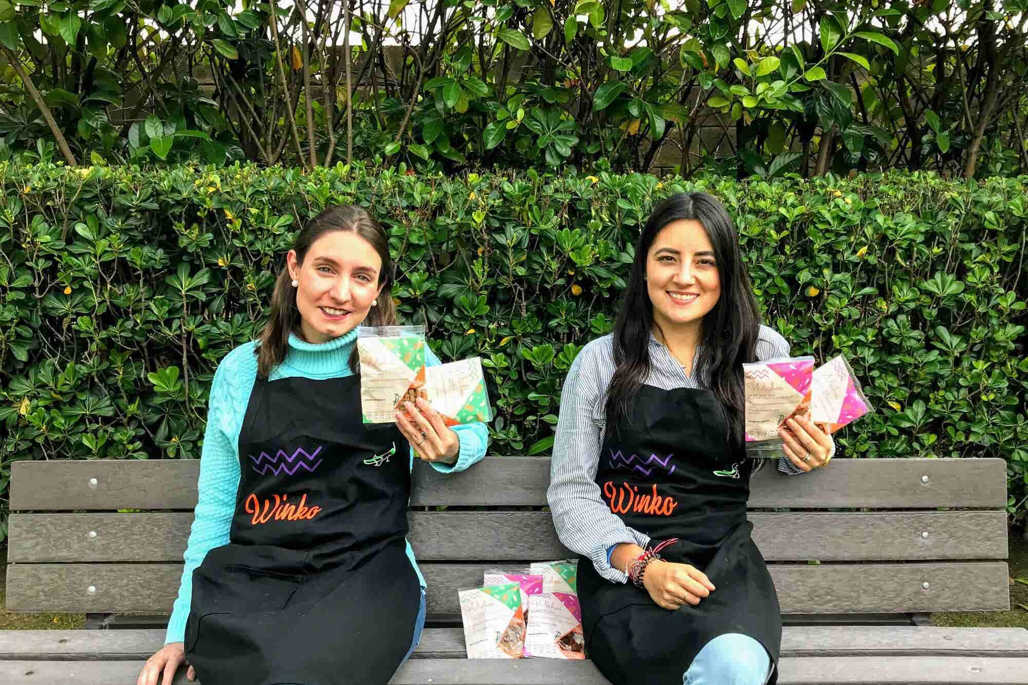 Las emprendedoras mexicanas que quieren que comas tus botanas con insectos