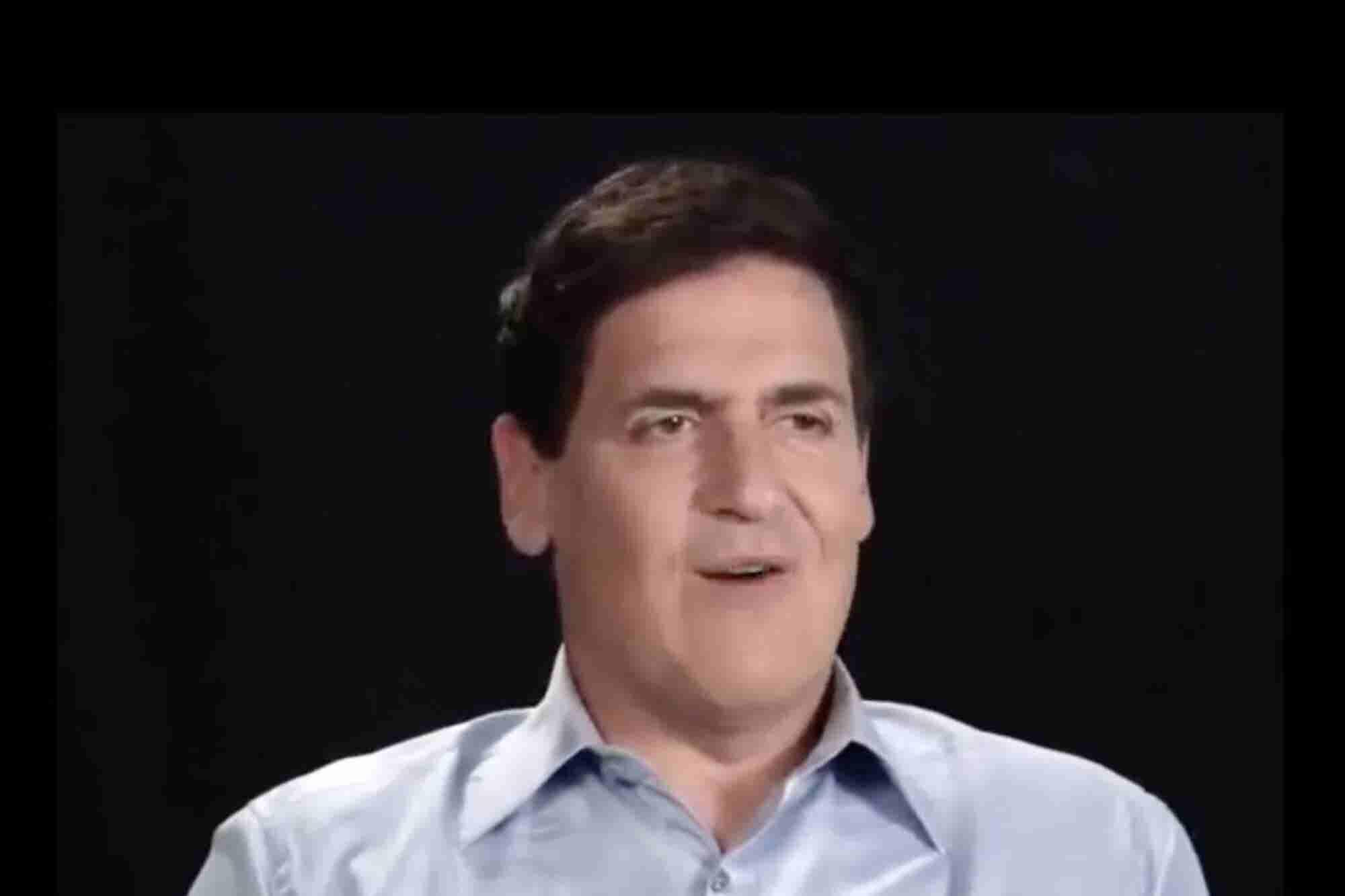 Las ventas lo curan todo: el consejo que te da el multimillonario Mark Cuban