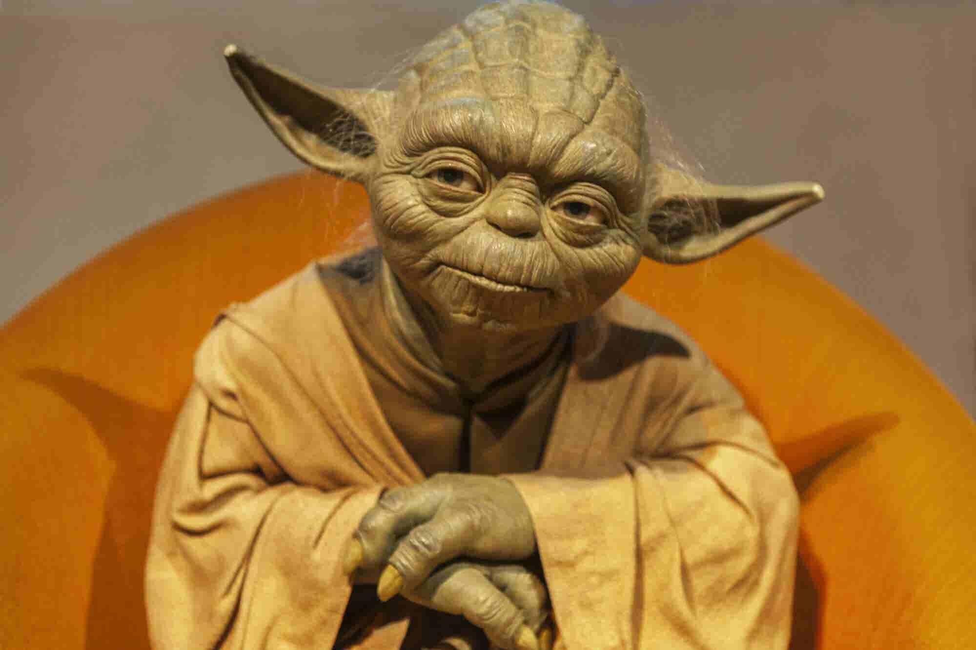 3 claves para encontrar a tú 'Yoda' y ser un emprendedor jedi