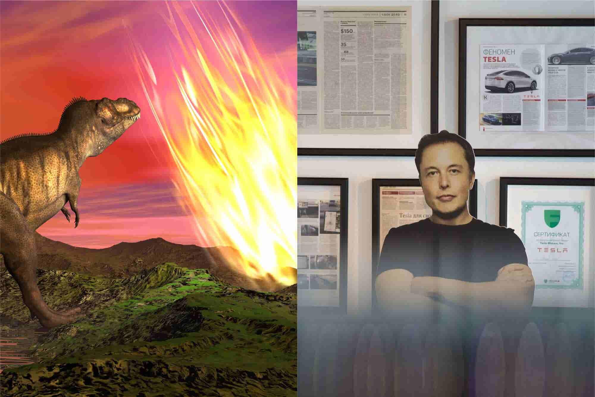 Como en Armageddon: Elon Musk recibe 69 millones de dólares de la NASA para destruir asteroides