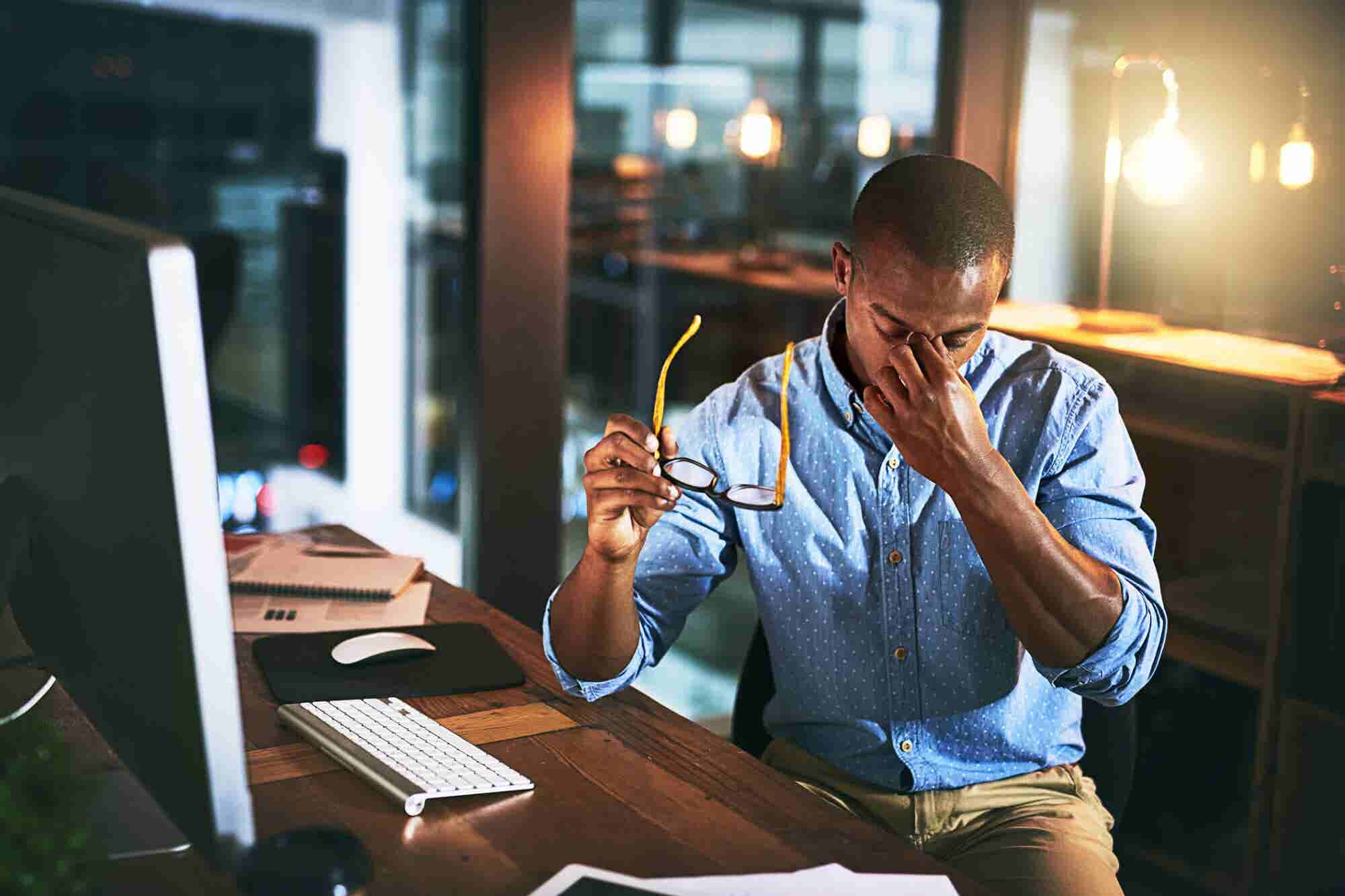 This Is What Makes You Stressed at Work, According to New Study