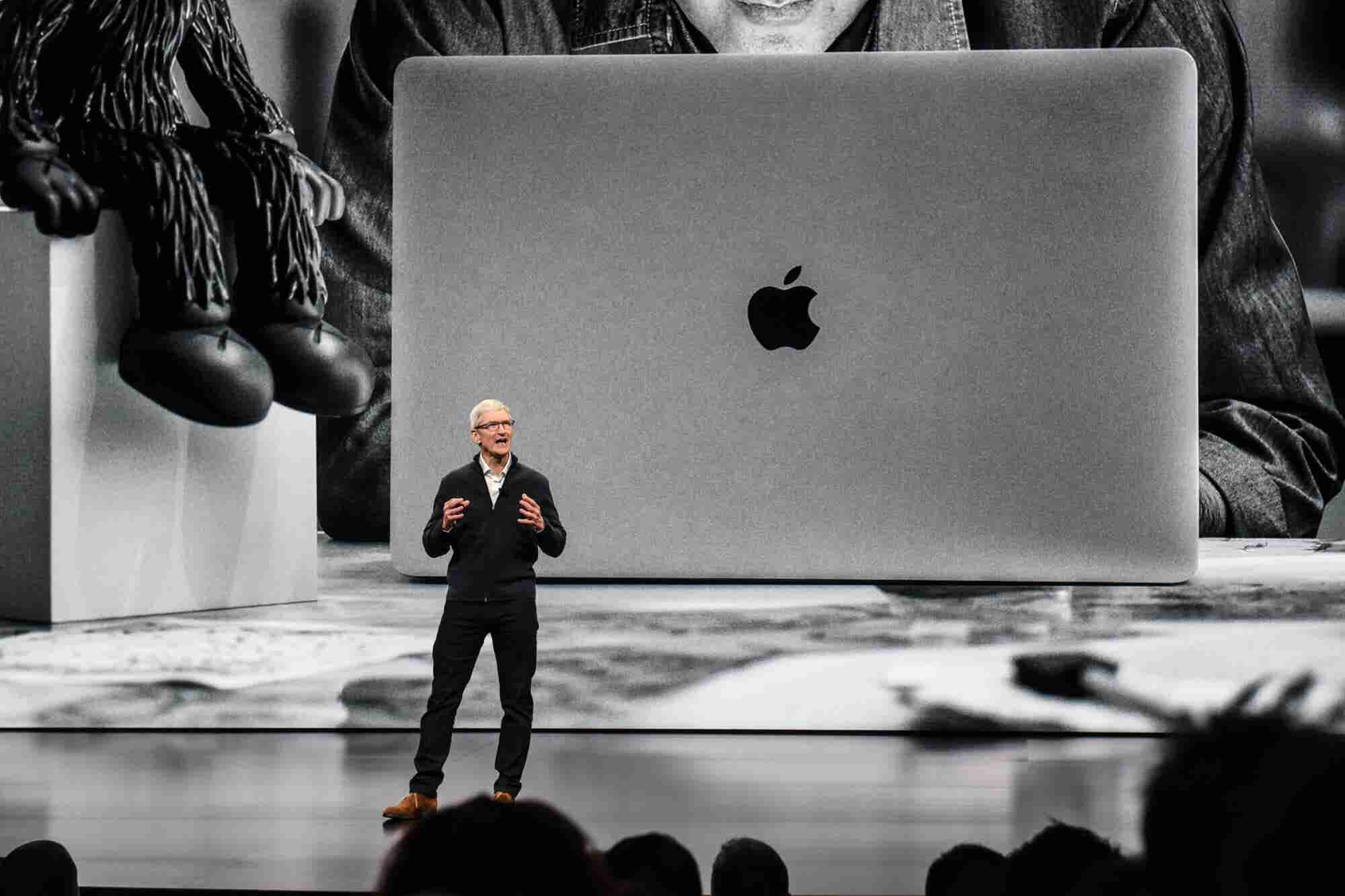 What Entrepreneurs Can Learn from 'Tim Apple'