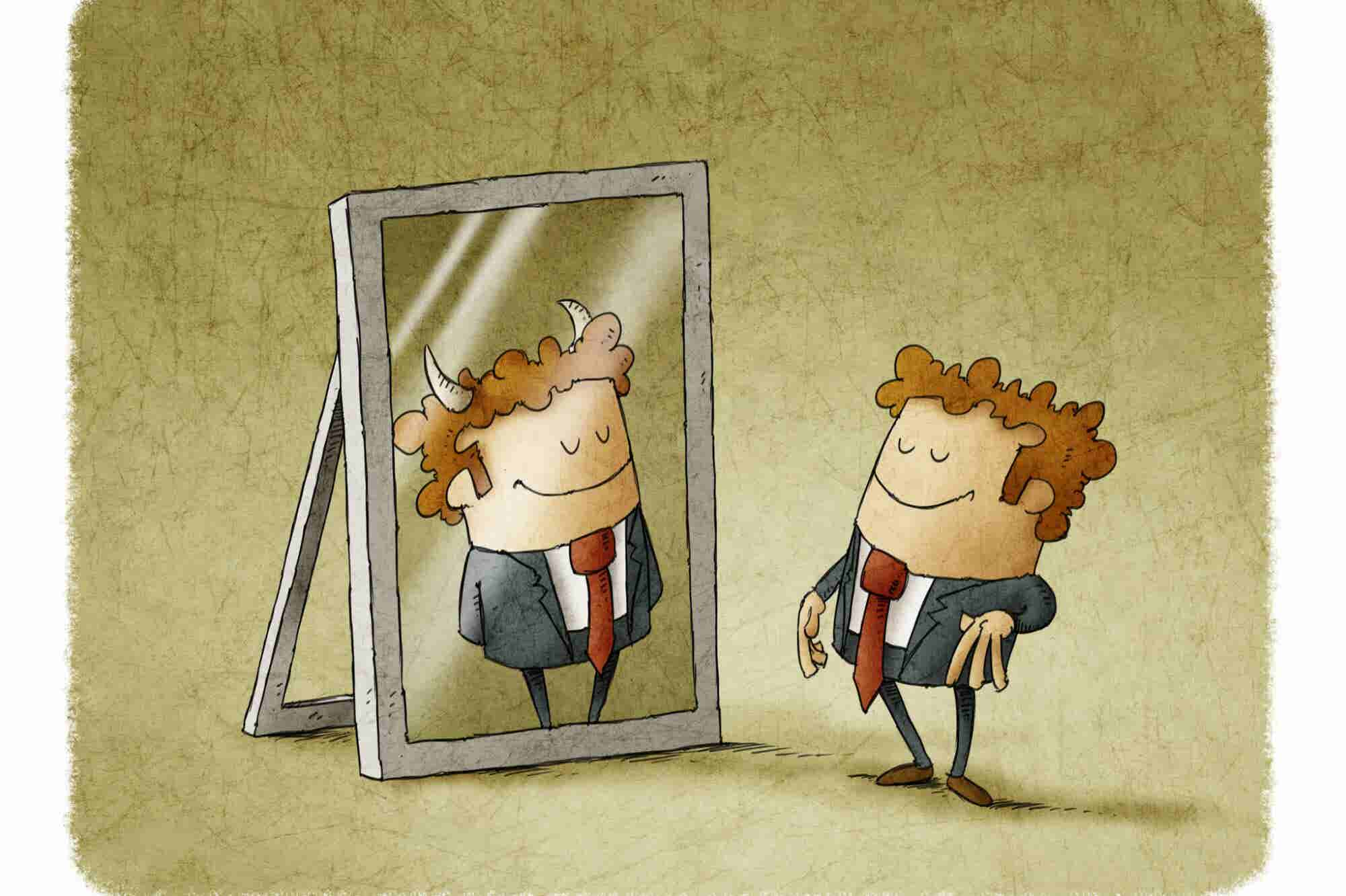As An Entrepreneur, Being Self-Aware Can Only Ever Do You Good