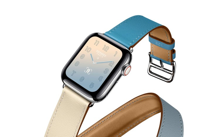 Time For Style: Apple Watch Hermès