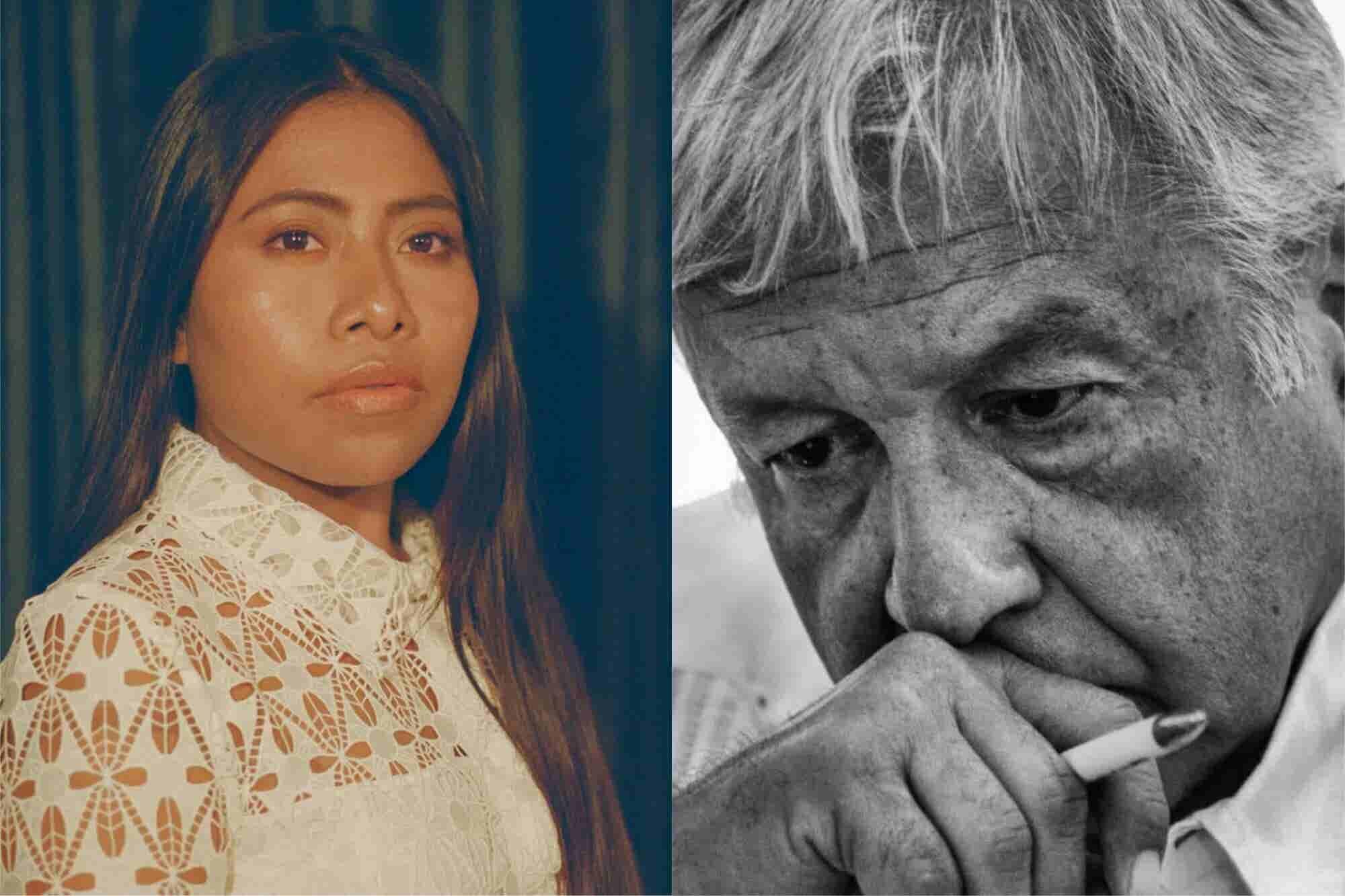 AMLO y Yalitza Aparicio, entre las 100 personas más influyentes en 2019 de TIME