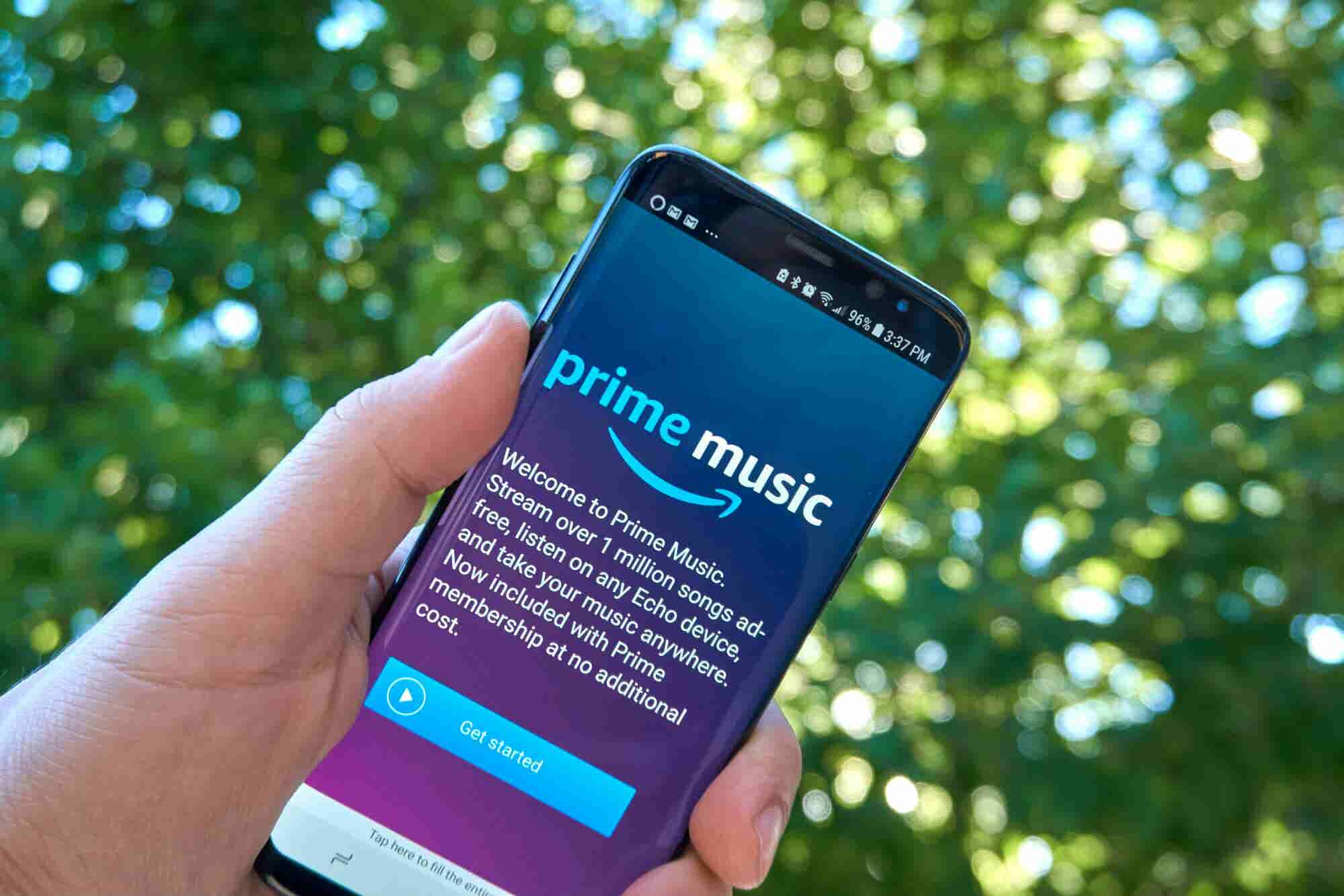 Cuidado Spotify: Amazon podría lanzar un servicio de streaming de música gratuito