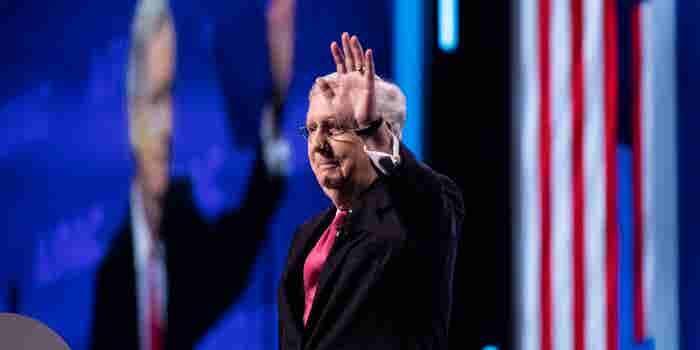 Mitch McConnell se positionne comme le champion de l'industrie américaine du chanvre