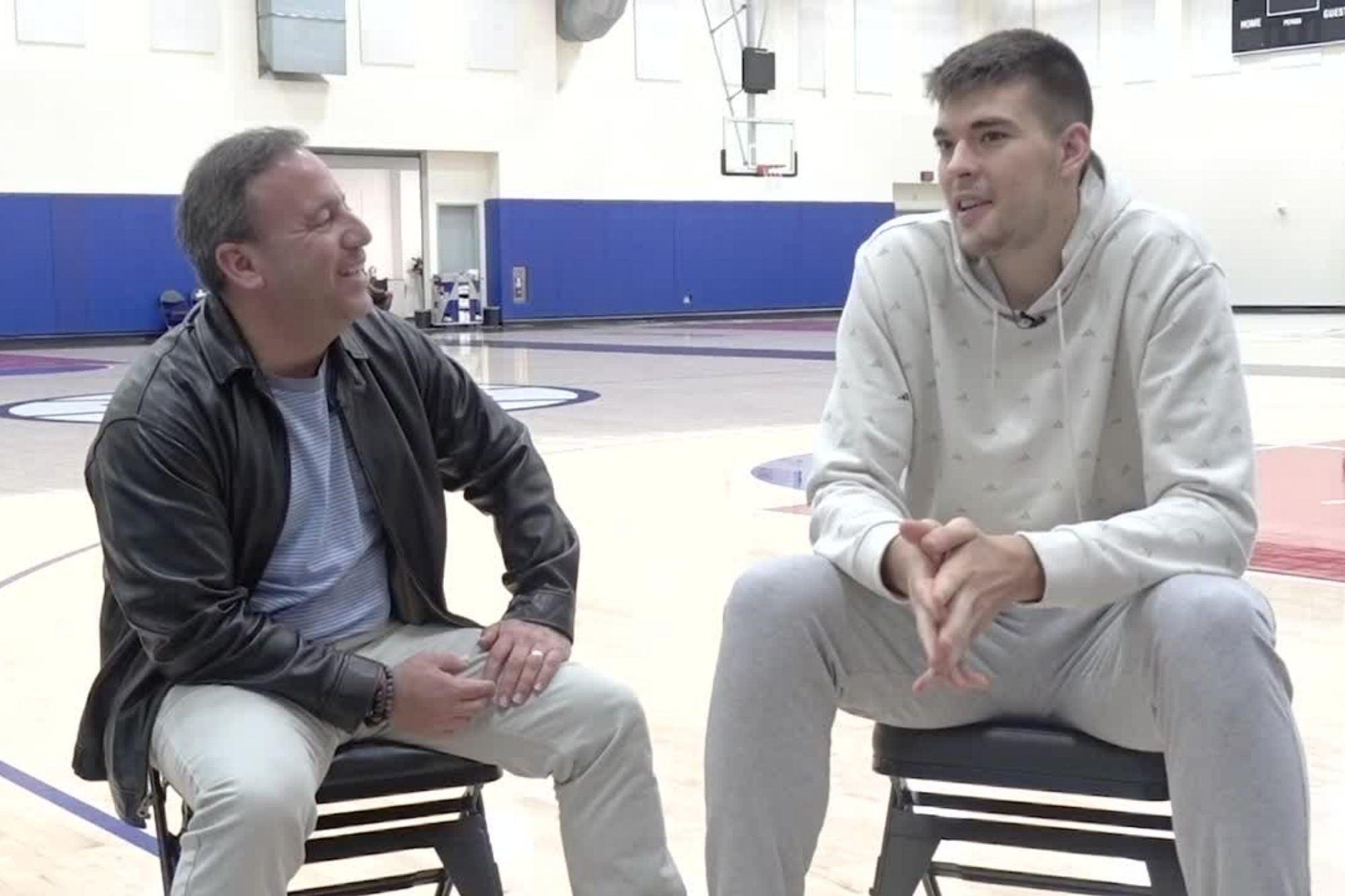 How This Croatian Basketball Player Made His NBA Dream Come True