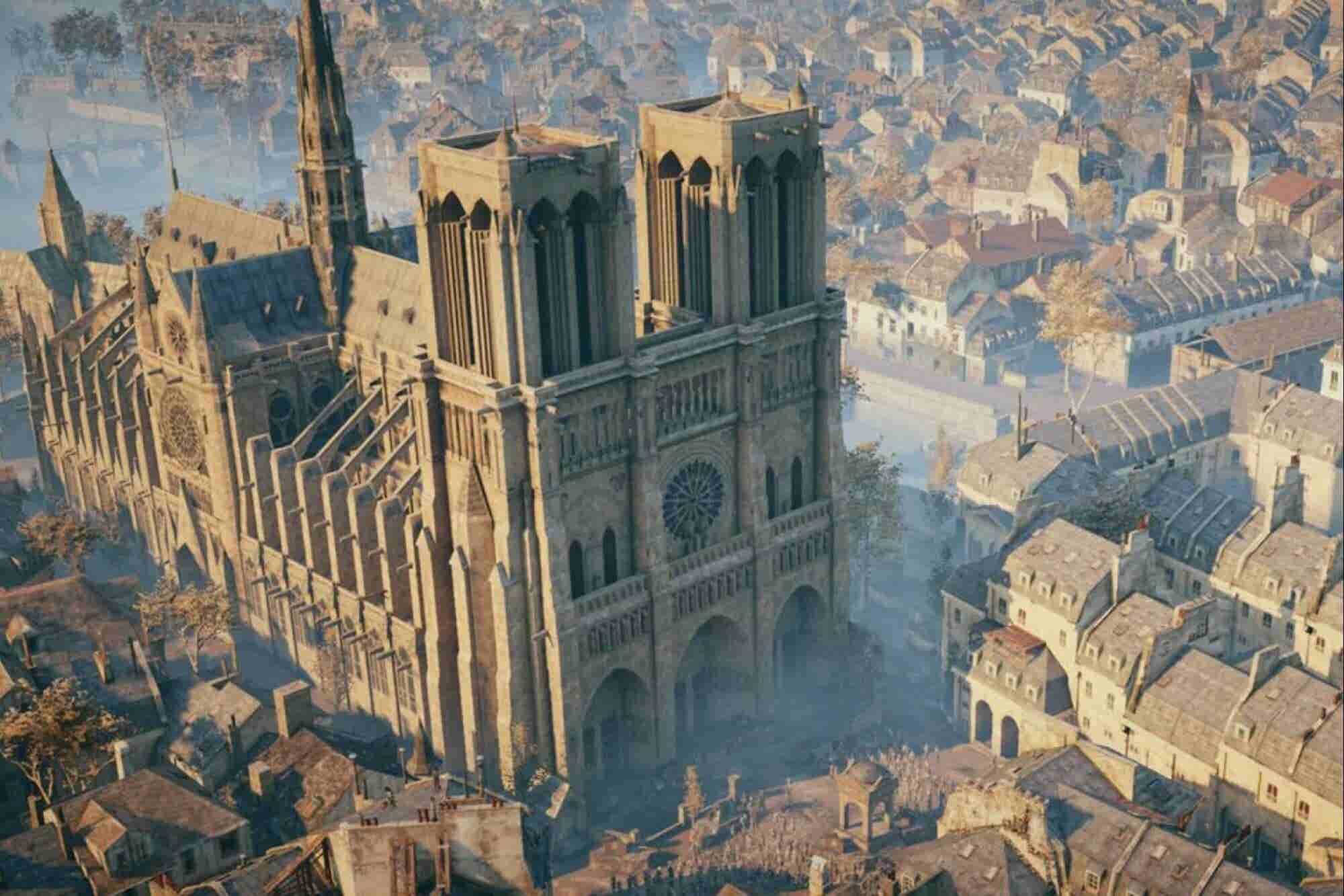 Podrás descargar gratuitamente 'Assassin's Creed Unity' hasta el 25 de abril