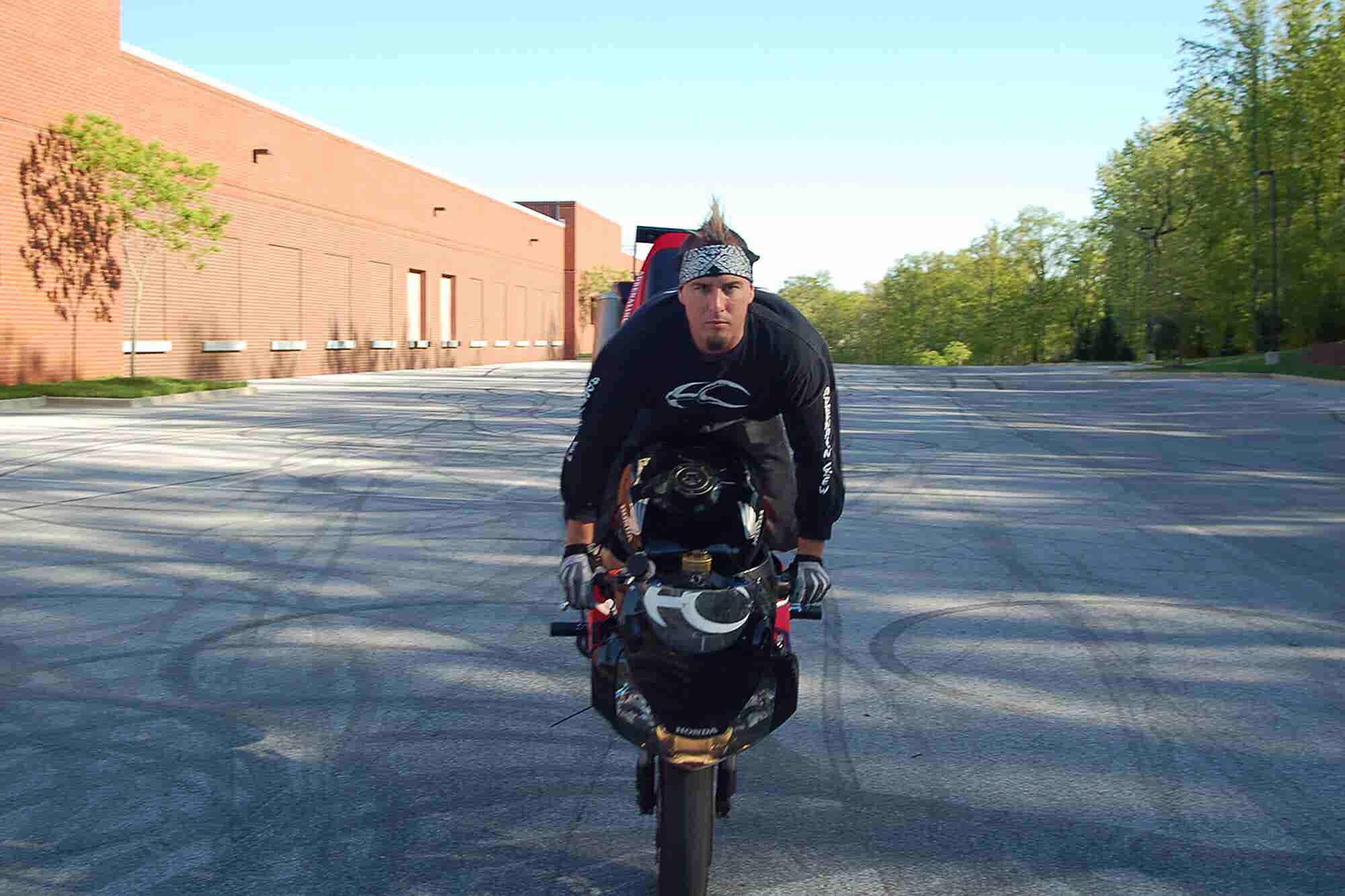 How I Took the Wild Road From Stunts to Safety and Built a Business on What I Learned