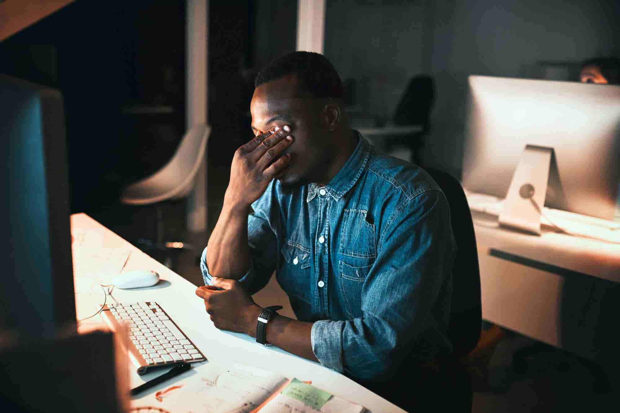 When Hustling Is Harmful: How to Save Your Employees From Burnout