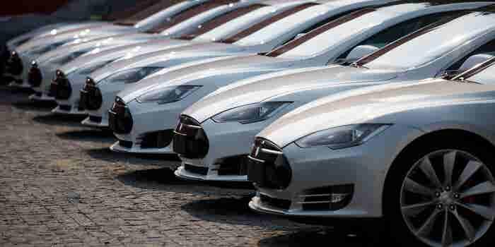Exploding Vehicle in Shanghai Hurts Tesla Stock