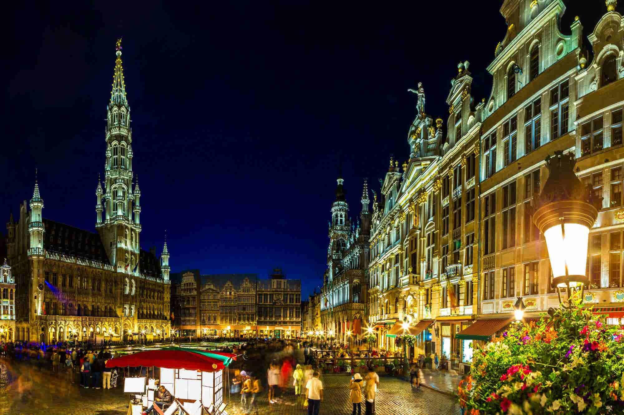 Gana 15,000 dólares y acelera tu negocio en Bruselas