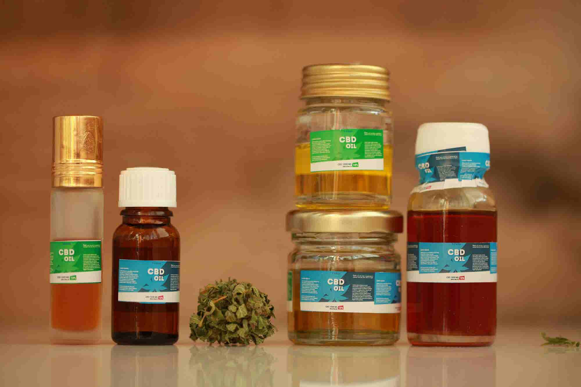 There's No End in Sight (Yet) for the Cannabis Oil Boom