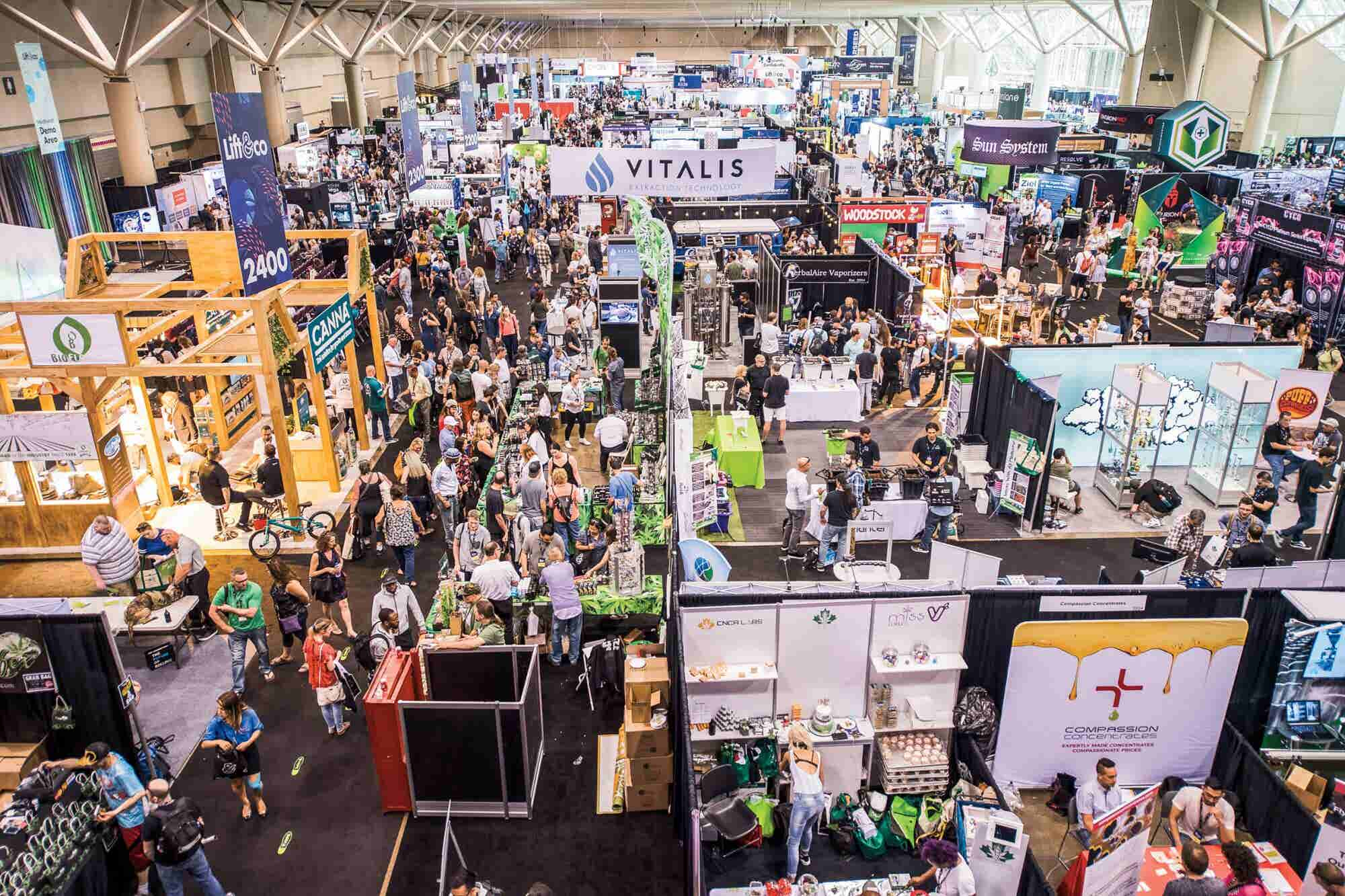12 Essential Conferences for Meeting Everyone You Need to Know to Succeed in Cannabis