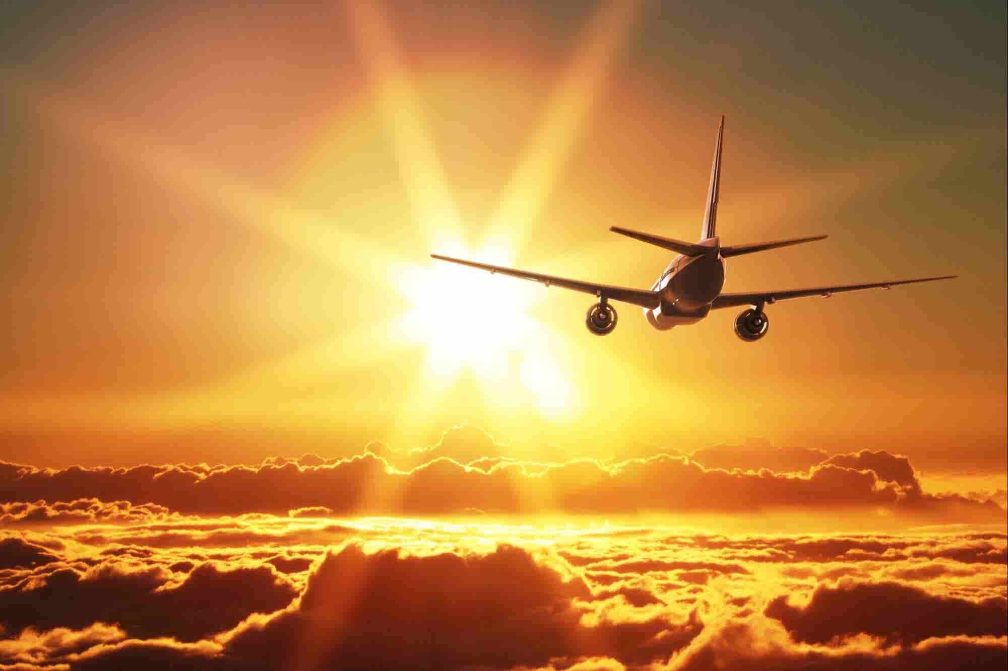 Cómo llegar a la meta en vuelo directo
