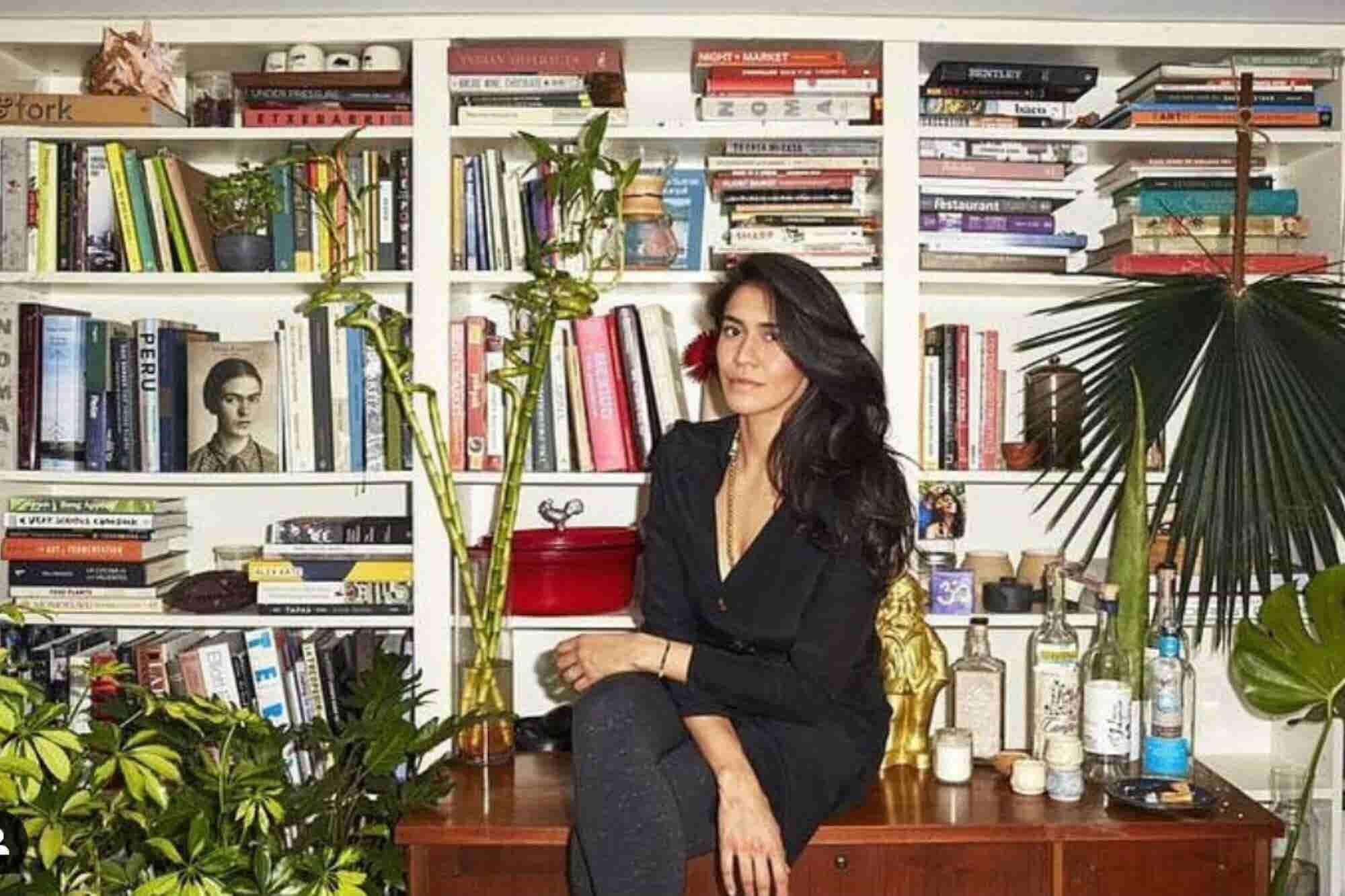 De México para el mundo: ella es Daniela Soto-Innes la mejor chef del planeta