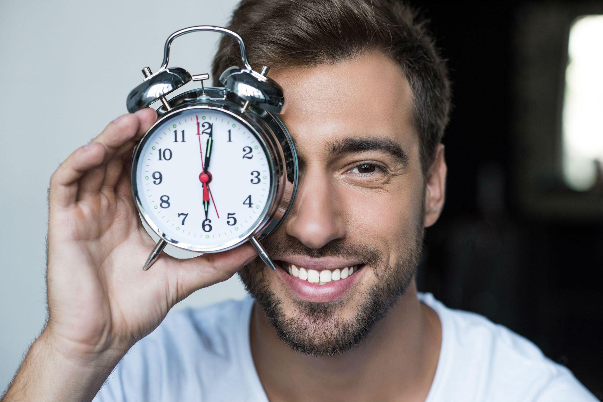 rasgos extremadamente raros despertar temprano