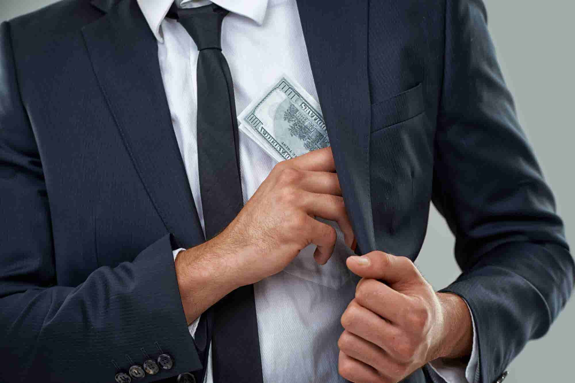 After More Than $700,000 Disappeared, They Launched the World's First Embezzlement Insurance