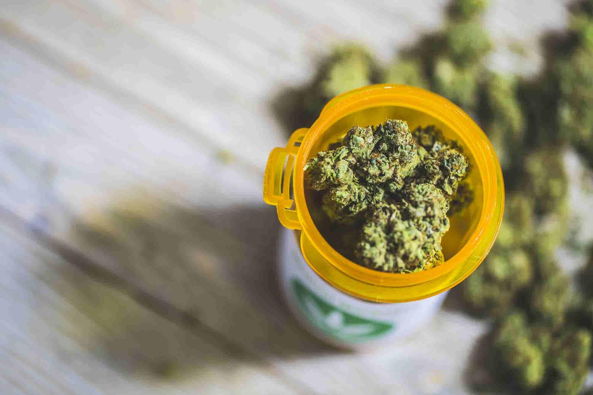Congress May at Last Allow VA Doctors to Prescribe Marijuana to Veterans