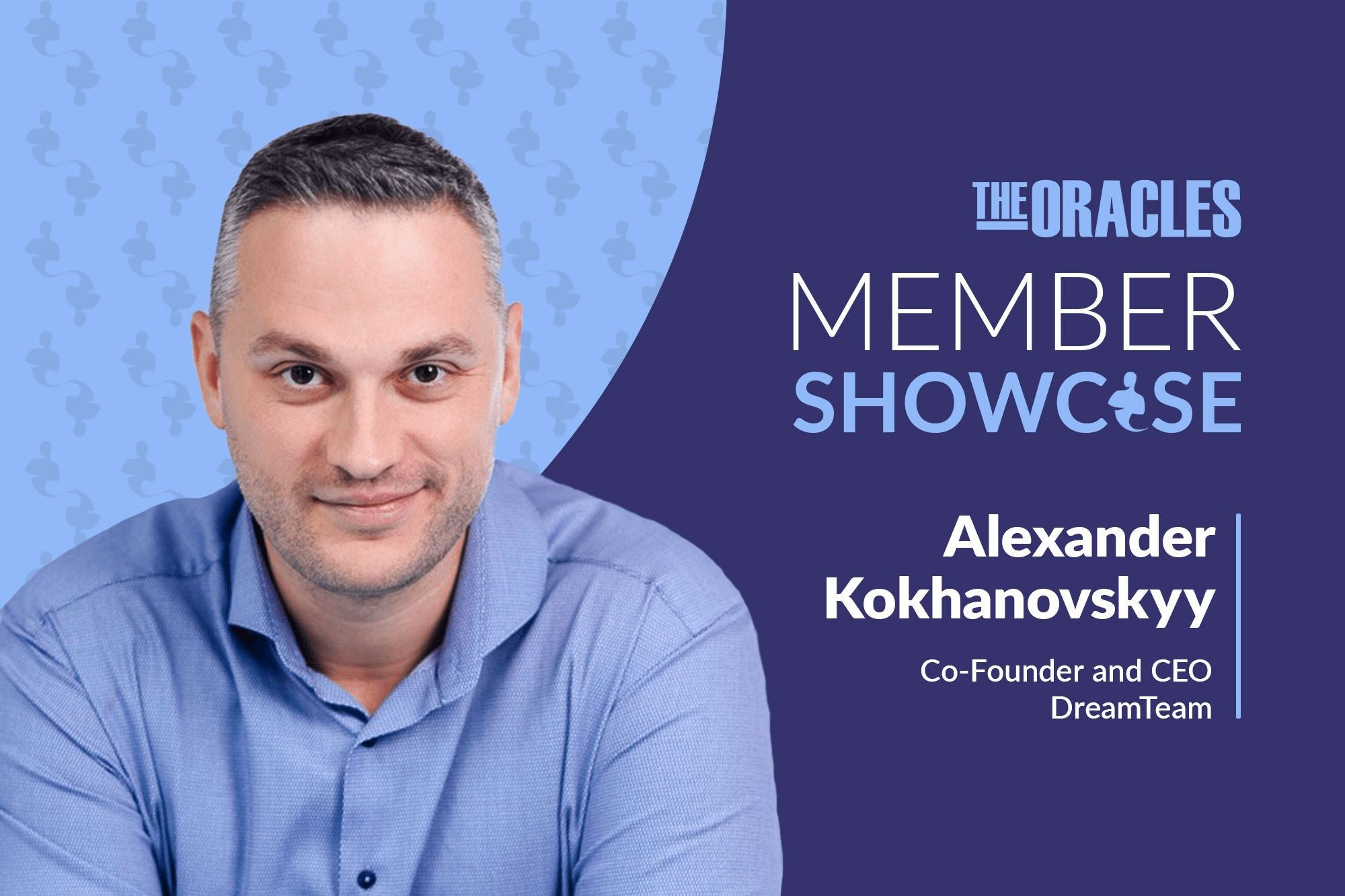 This Is the Sport of the Future, Says Alexander Kokhanovskyy