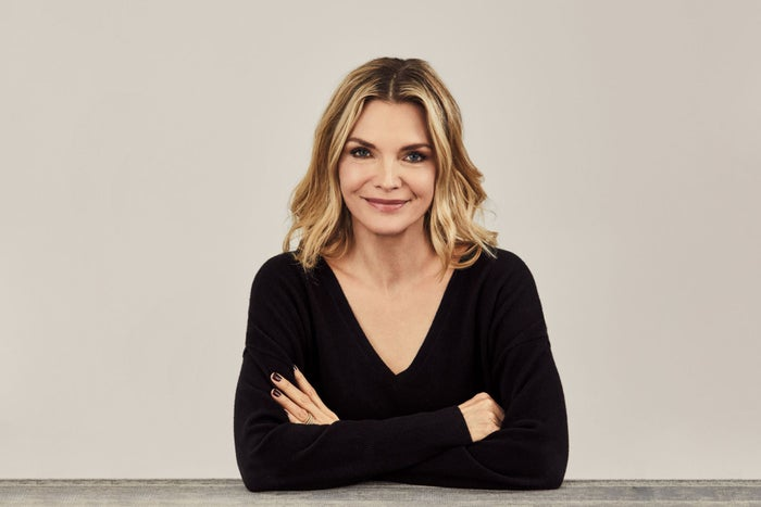 Michelle Pfeiffer's Fragrance Brand Took 20 Years (And Plenty of Rejection) to Build