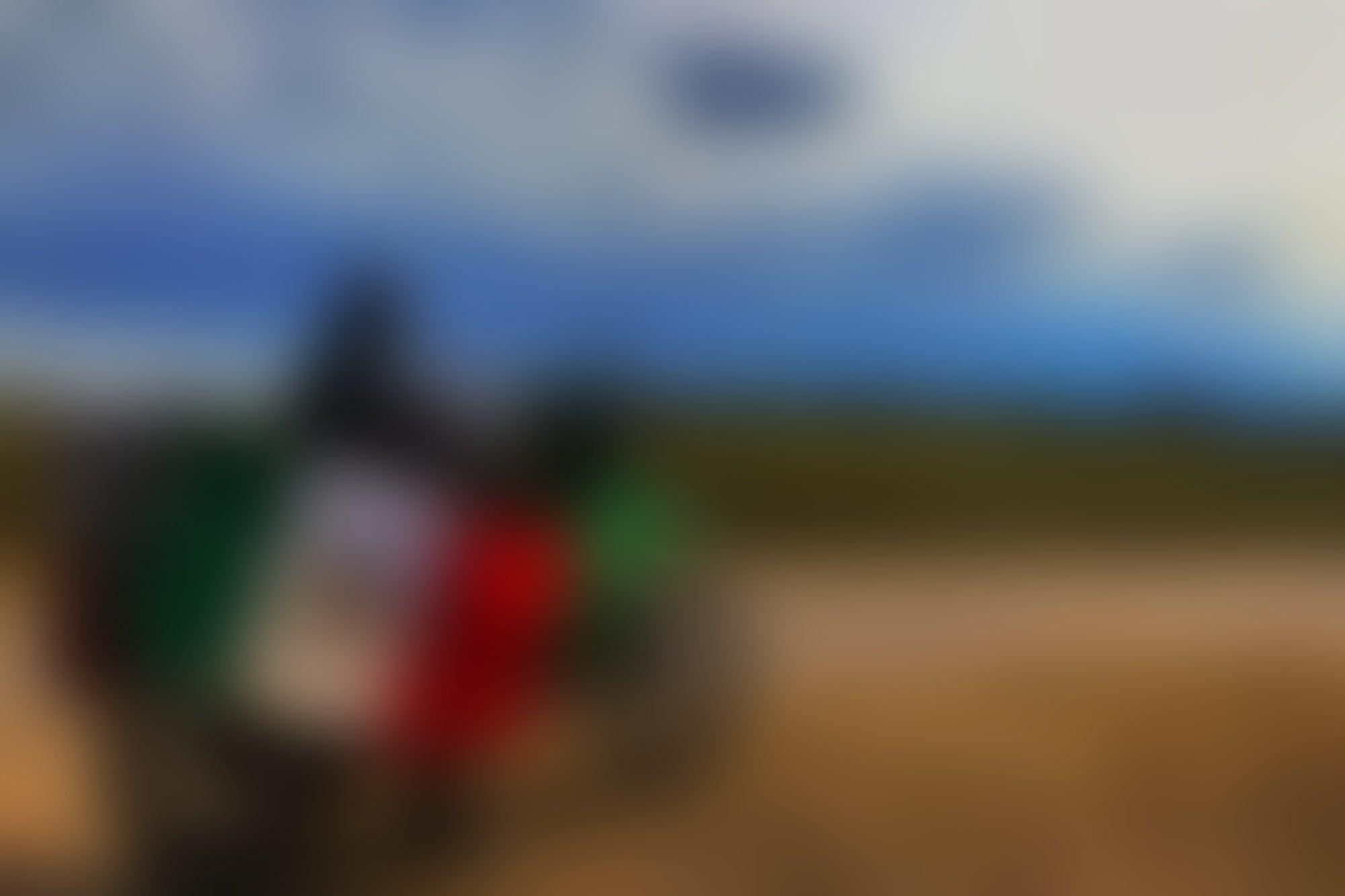 El joven guanajuatense que recorre el mundo en moto para demostrar que se pueden lograr los sueños