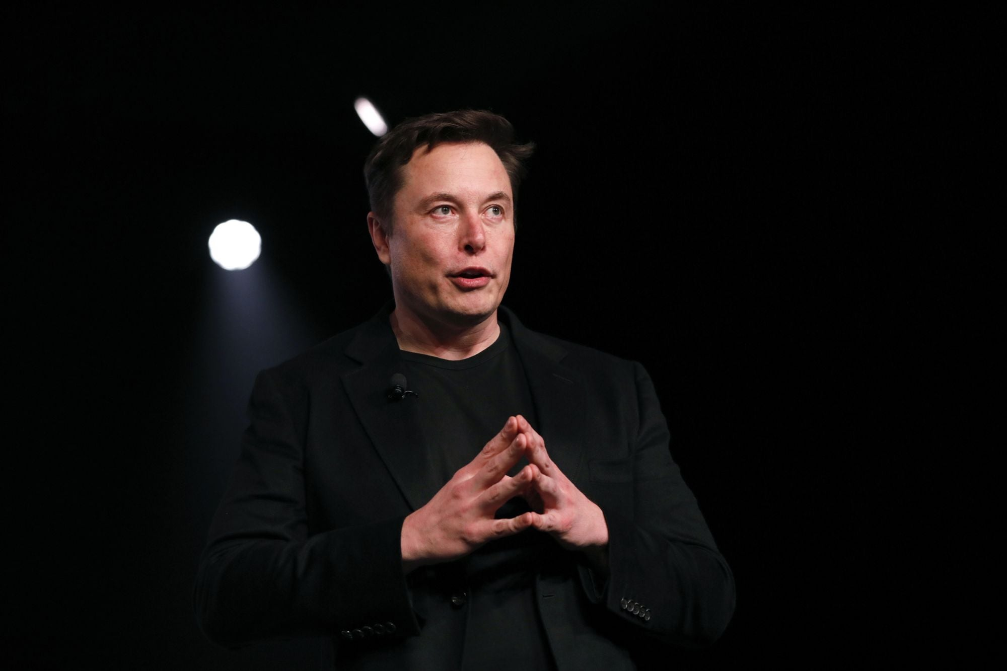 Tesla Stock Up as Elon Musk Announces Plans to Raise $2 Billion