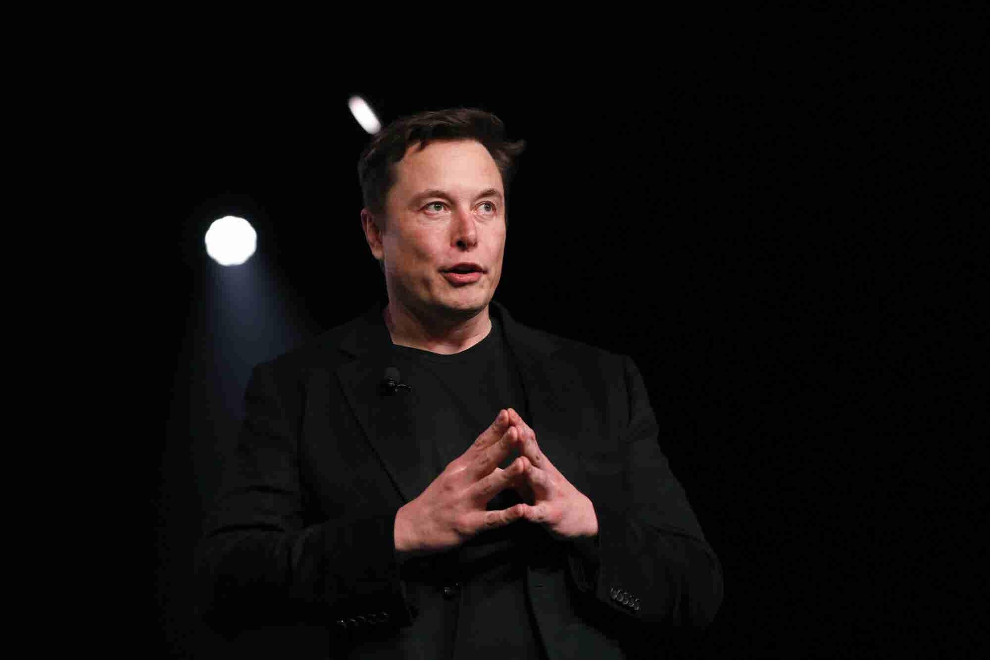 Tesla Stock Up as Elon Musk Announces Plans to Raise $2 Billion