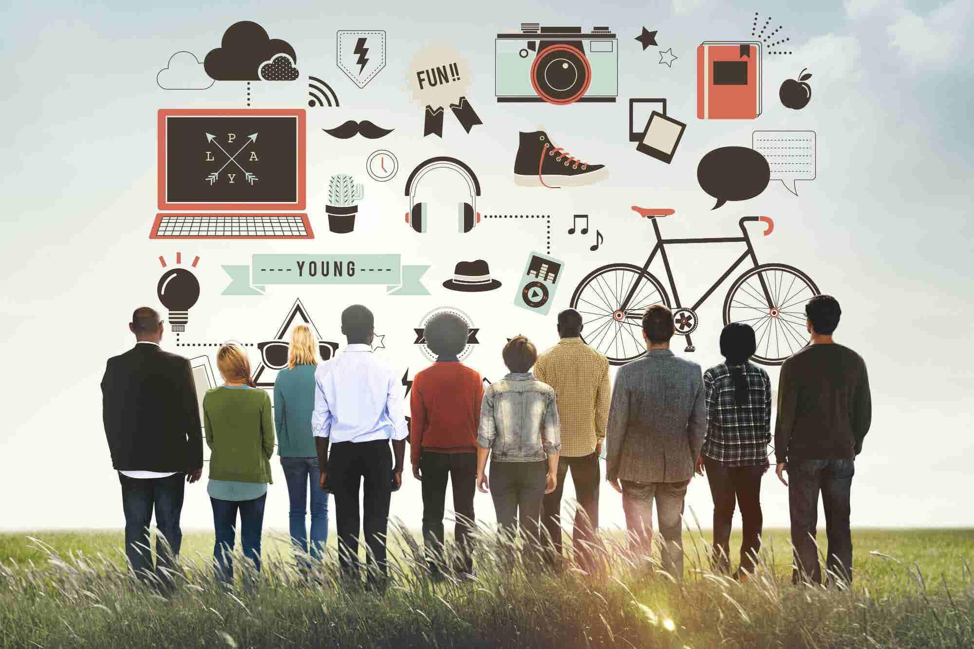 ¿Cómo podemos convencer a los jóvenes de emprender?
