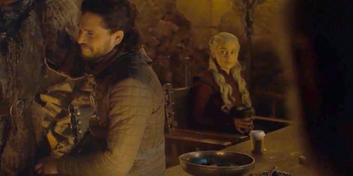 Did Starbucks Make a Cameo on 'Game of Thrones'?