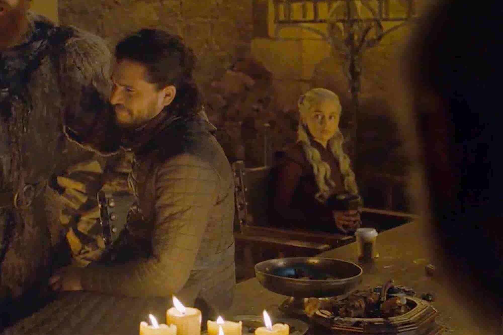 ¿Starbucks hizo un cameo en 'Game of Thrones'?