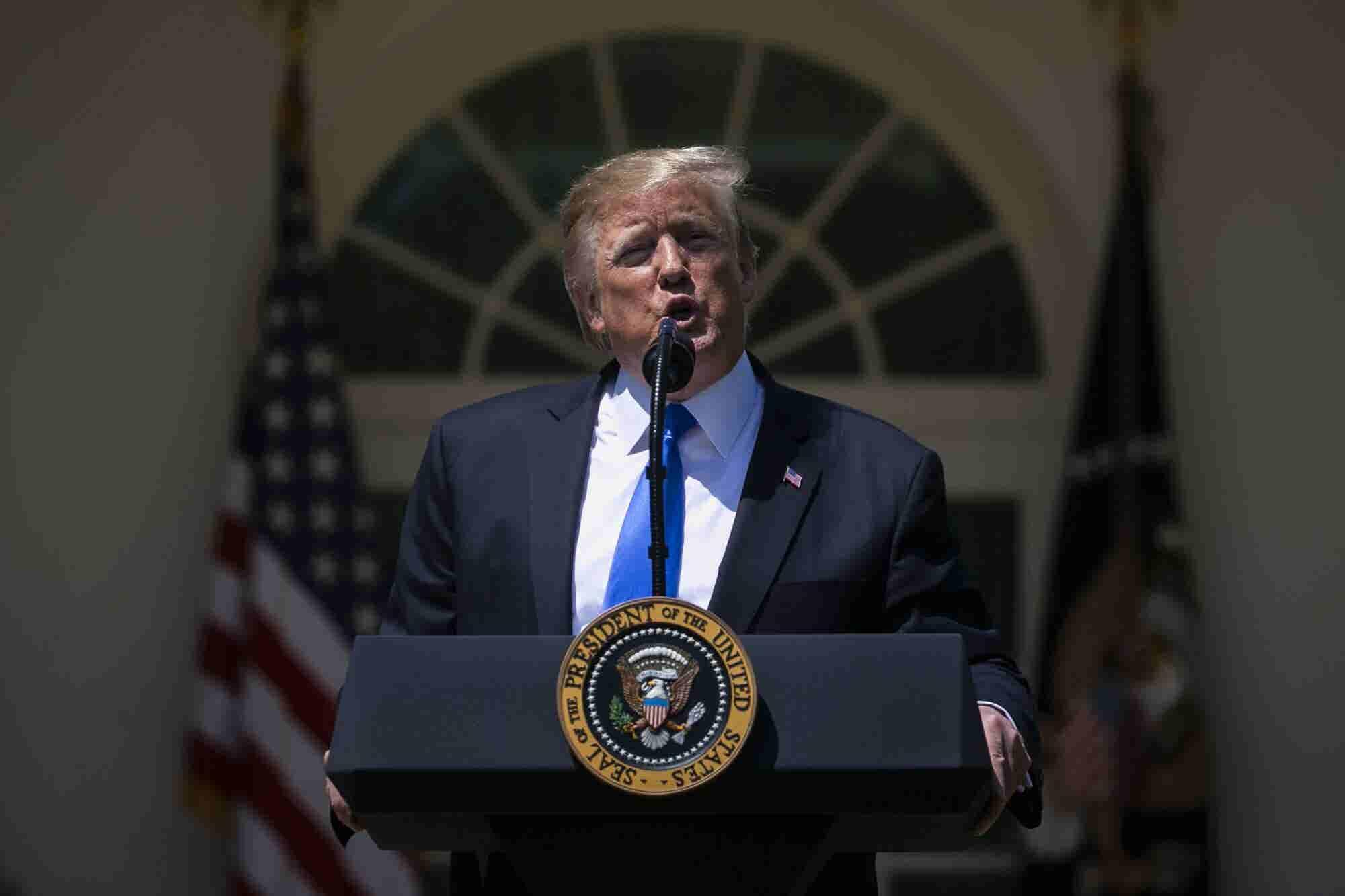 President Trump Threatens More Tariffs and Spooks the Stock Market