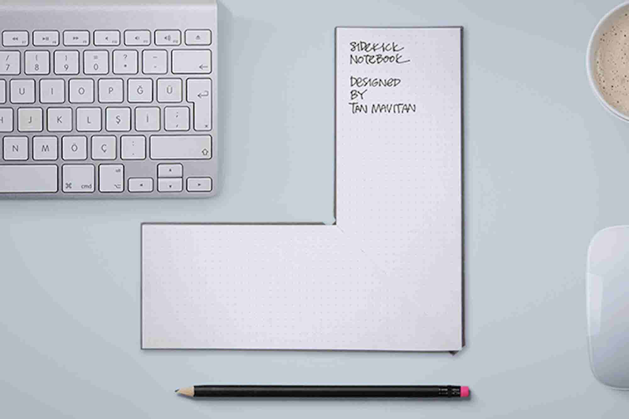 This Clever Notebook Was Made for People on-the-Go
