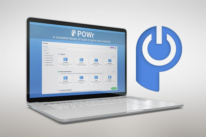 Grow Your Business With POWr's Website Plugins