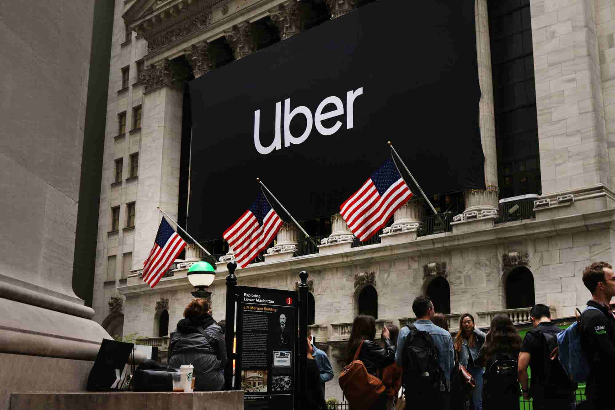 Uber Is Going Public at a $75.5 Billion Valuation. Here's How That Stacks Up.