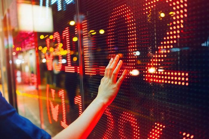 Market Tanks -- and Uber and FAANG Stocks Fall -- After China's Trade Retaliation