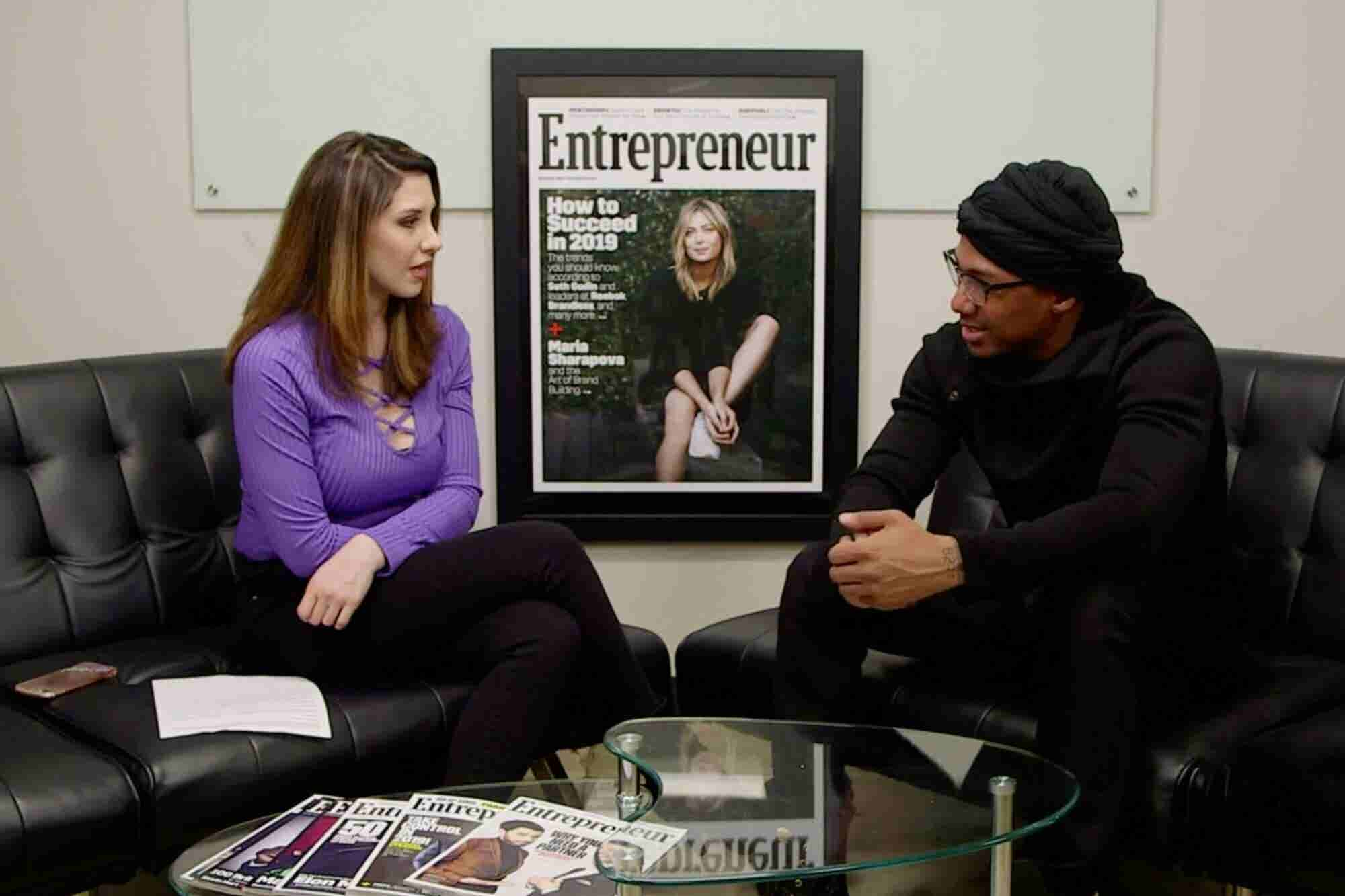 Entrepreneur Insider Video of the Week: Nick Cannon Breaks D...
