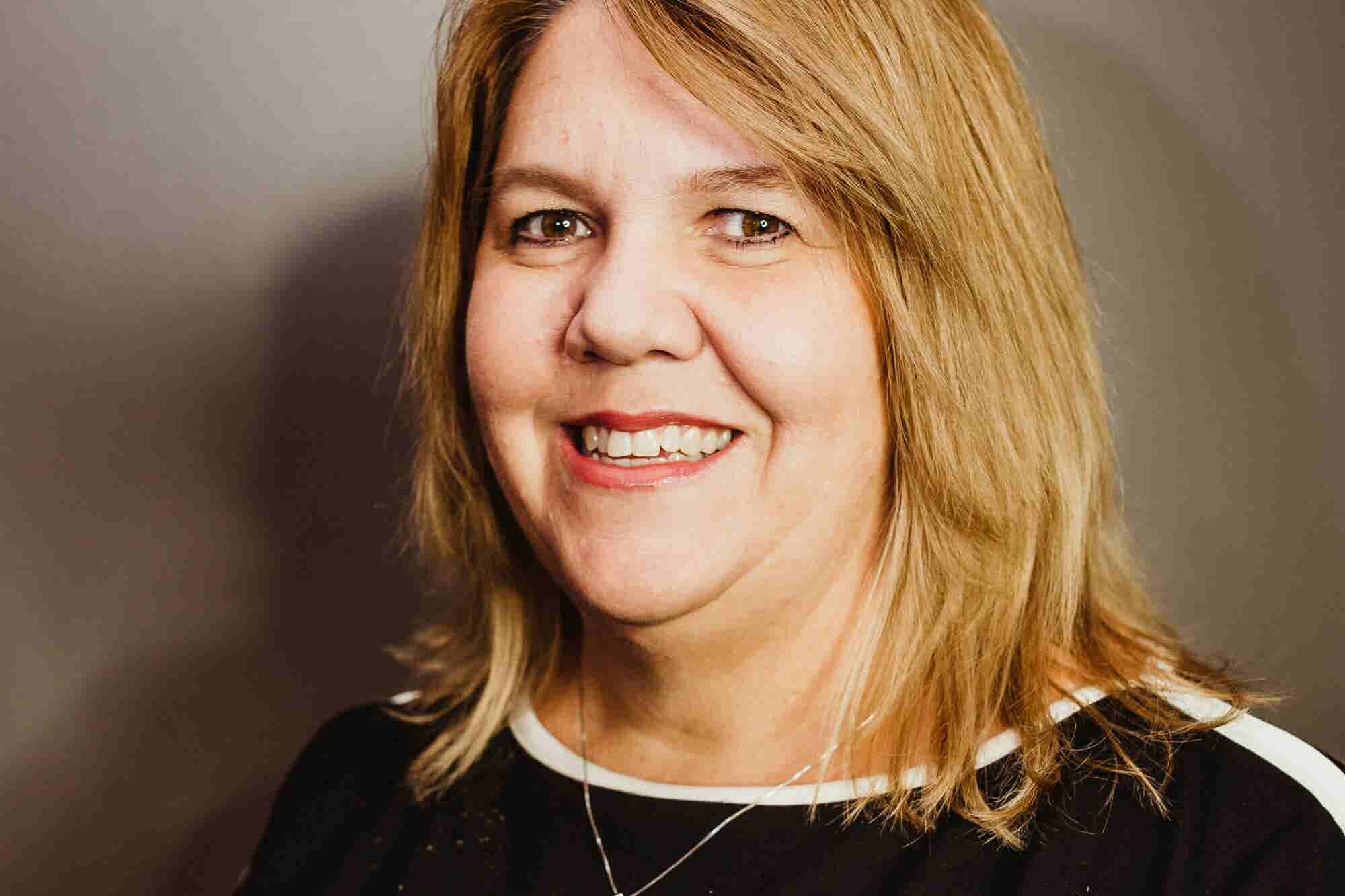How This HR Technology Executive Became a Champion for Disadvantaged Teens Through Her Disruptive Actions