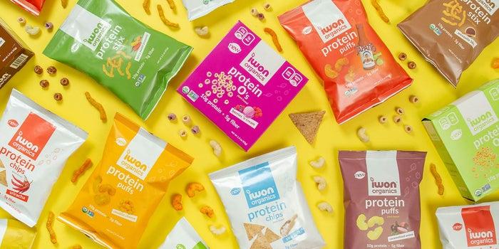 Vitamins & Dietary Supplements Variety Pack Endurance & Energy Bars, Drinks & Pills Iwon Organics Protein Stix