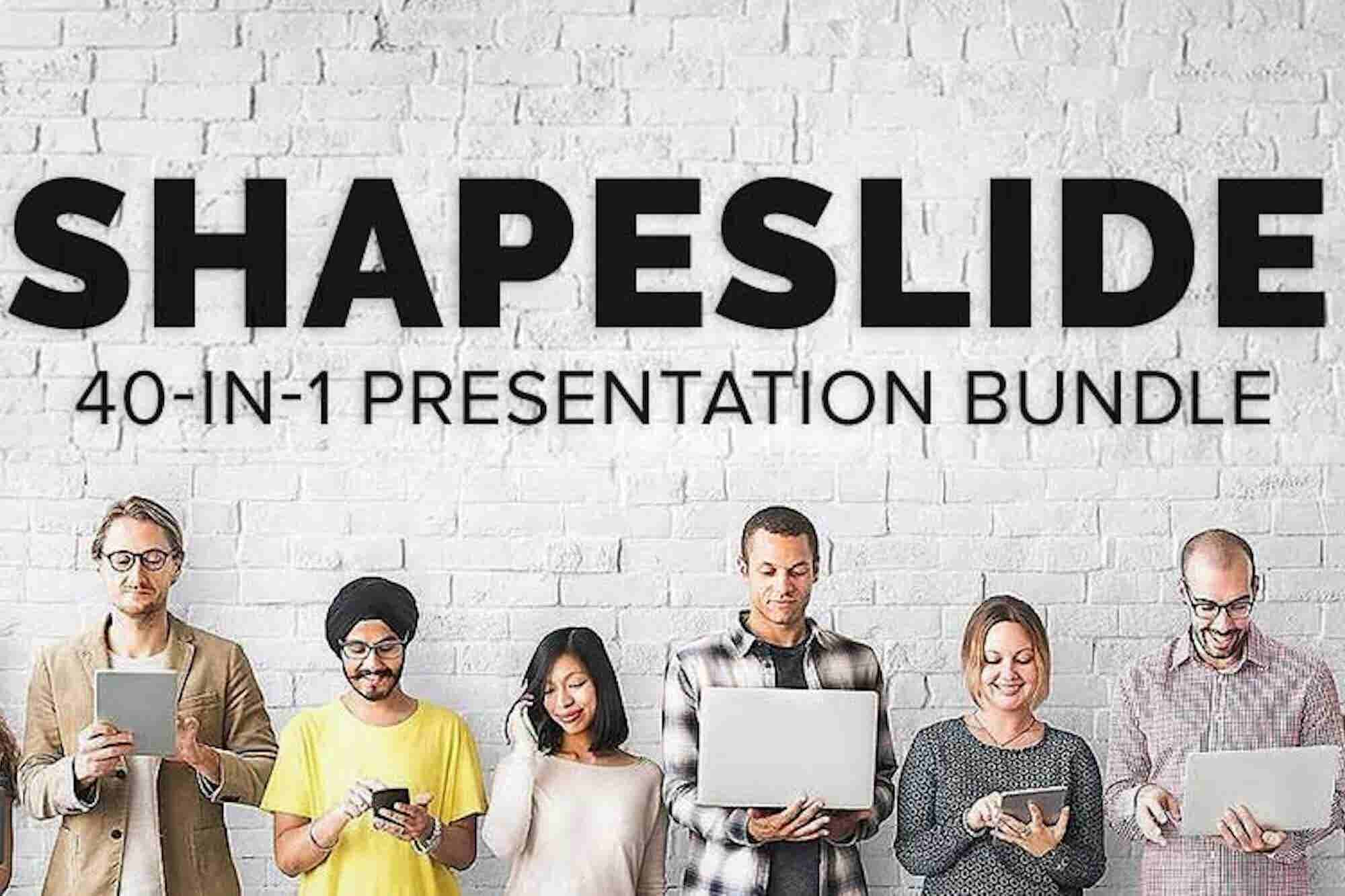 These Presentation Templates Can Help You Make a Better Impression